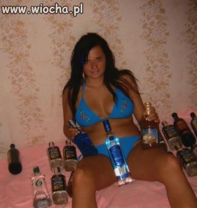 Wszędzie mam flaszki