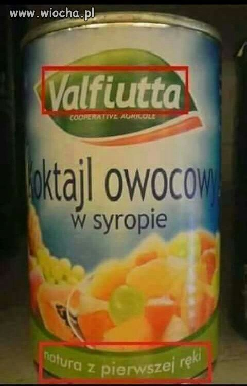 Koktajl owocowo