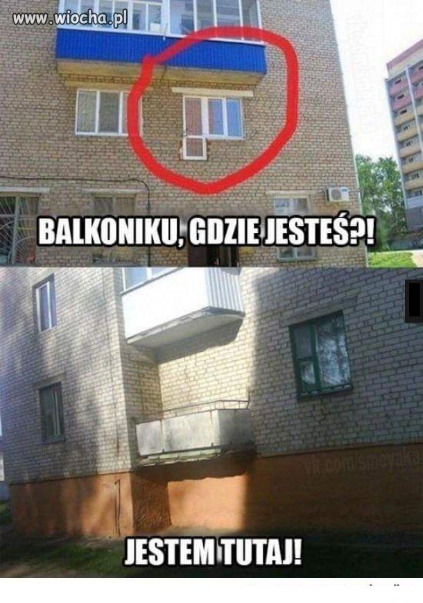 Balkoniku
