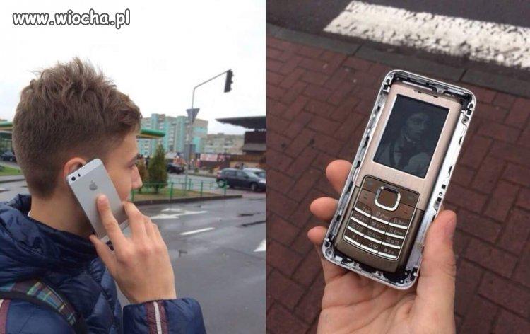 Lans na iPhona