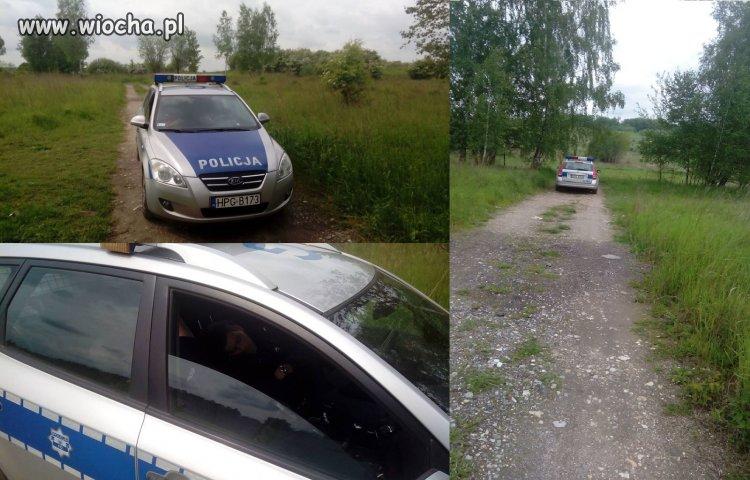 Krakowska POLICJA na straży prawa!