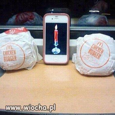 W McDonaldzie