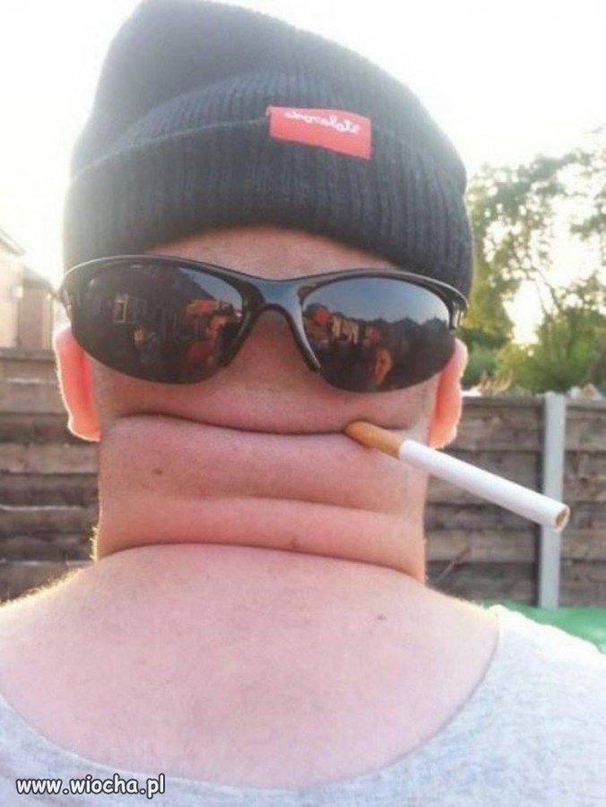 Kiedy palenie jednego papierosa to za mało...