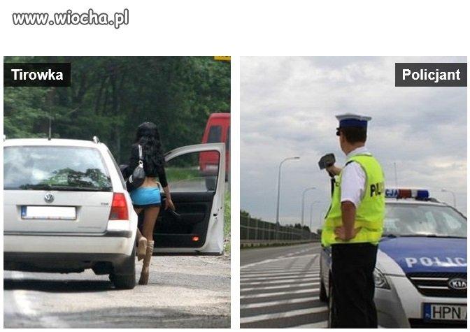 Stoi przy drodze i dymie kierowc�w??? Kto to taki?