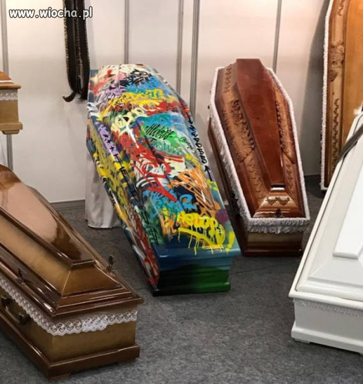 Z naszą trumną weselszy pogrzeb