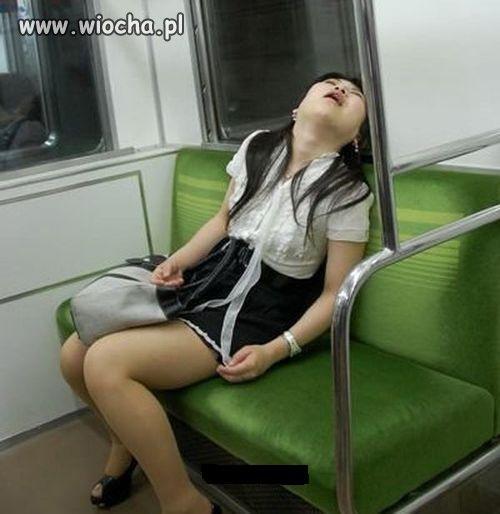 Śpiąca dziunia