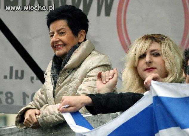 Joanna Senyszyn i Rafalala...