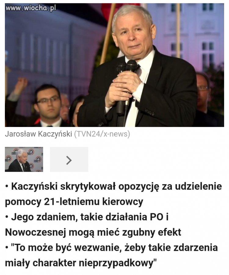 Jarosław, gdyby tylko mógł
