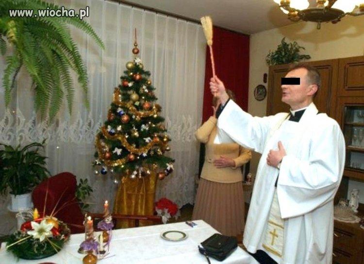 Fałszywy ksiądz chodził po kolędzie w Skierniewicach