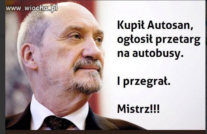 Antoni mistrz