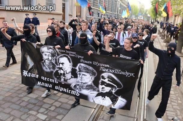 we Lwowie obchodzono 72 rocznicę powstania UPA