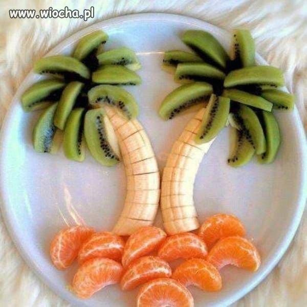 Sałatka owocowa.