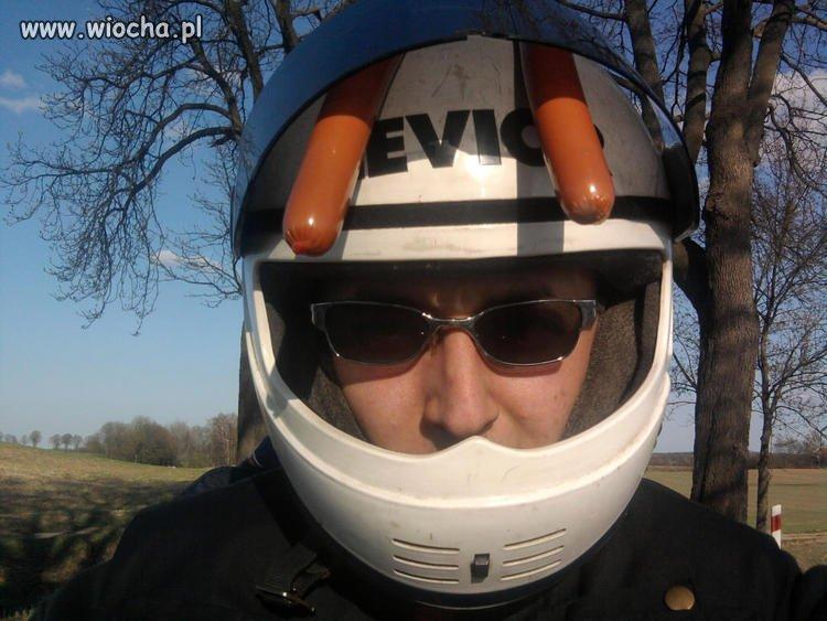 Polski Ghost Rider