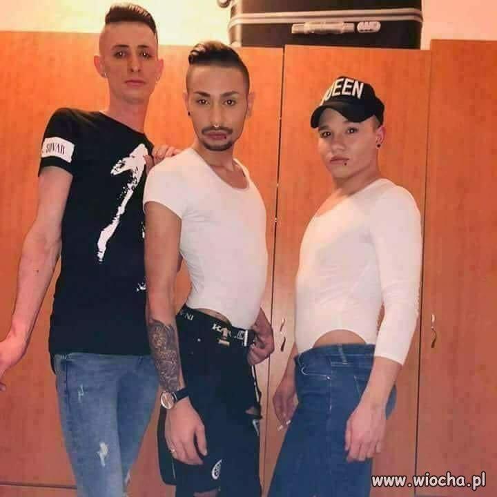 Gang Albanii...że ich te body nie