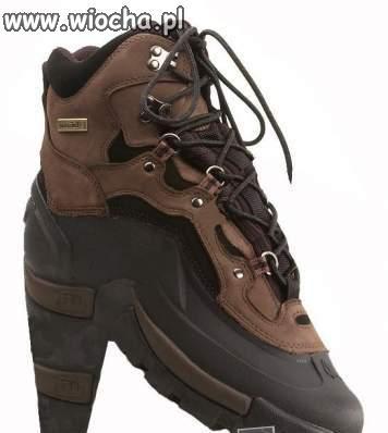 Buty na górskie wyprawy.