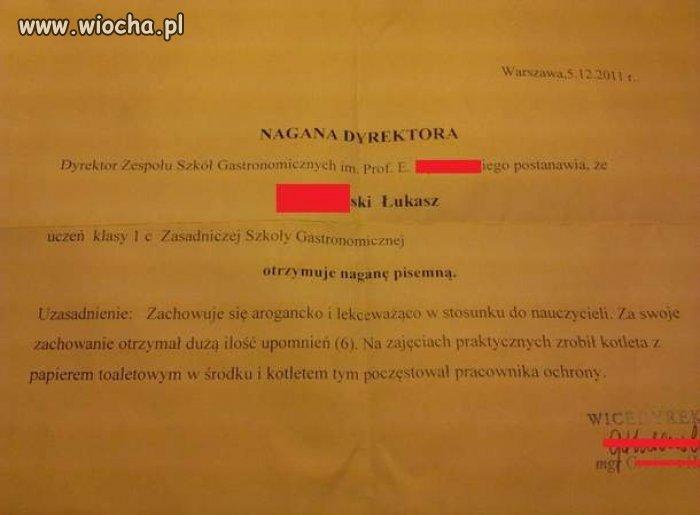 Nagana Dyrektora