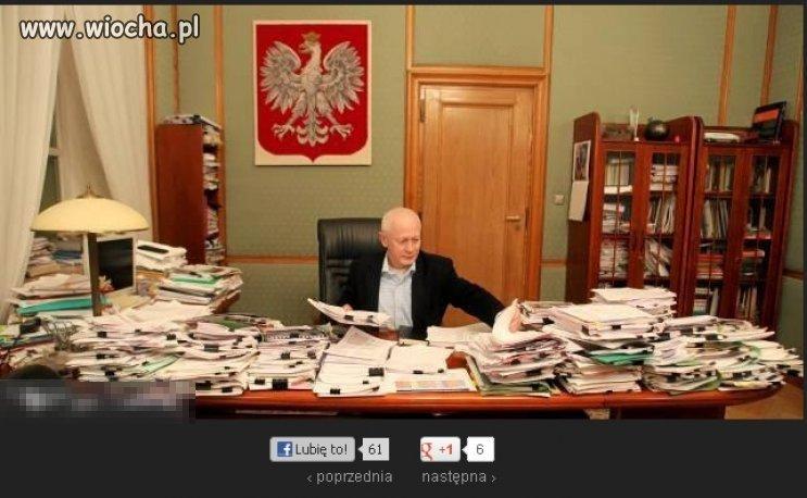 Sejm wydał ponad milion złotych na nowe tablety