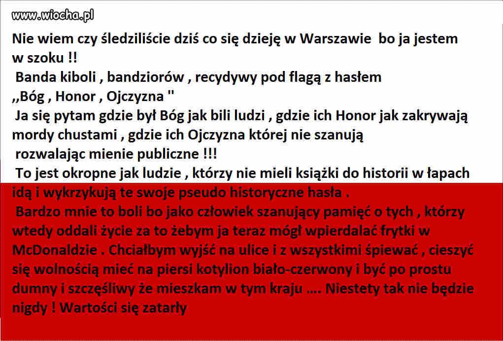 Niech żyje Polska !