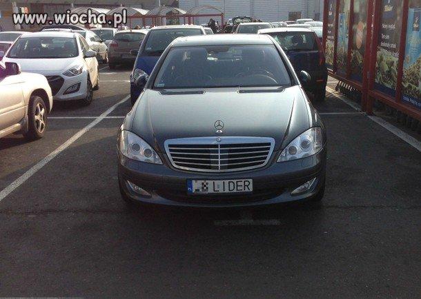 """""""lider parkowania"""" z Ursynowa!"""