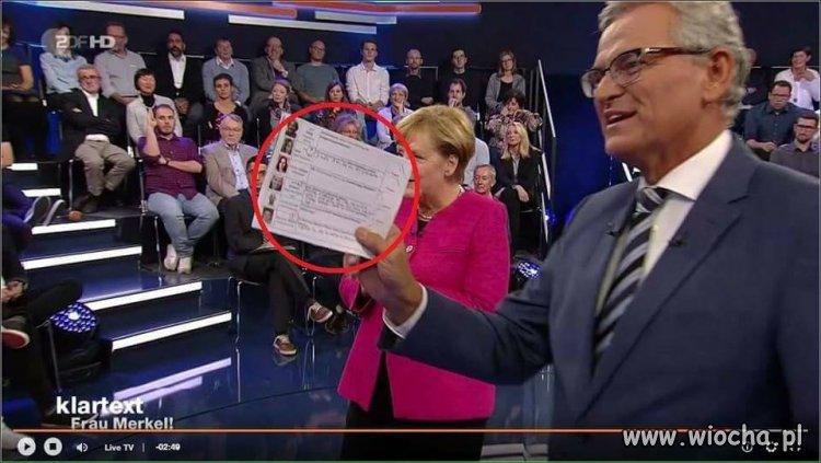 Znalezione... Zadawanie pytań w Niemczech