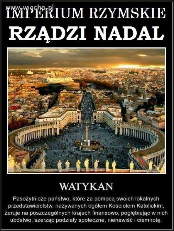 Imperium rzymskie rządzi nadal