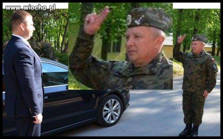 Na jakiej podstawie prawnej Pułkownik Wojska Polskiego