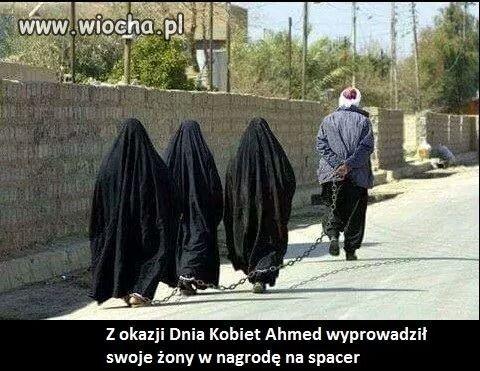 Dzień kobiet u ciapatych