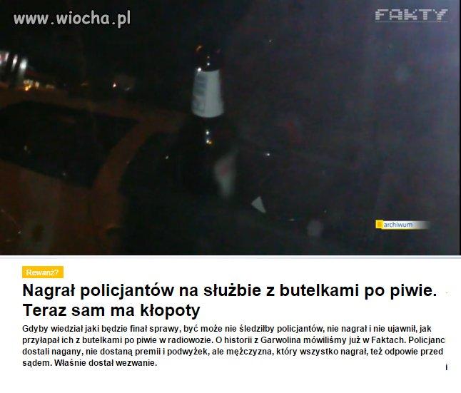 W Polsce nawet za obywatelski obowiązek...