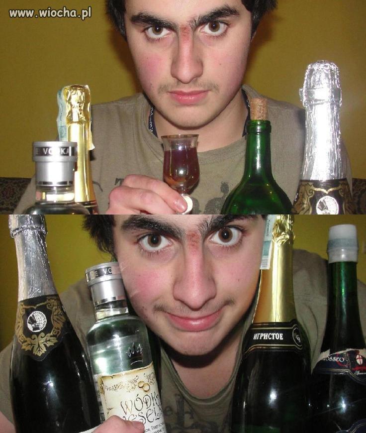 Degustator alkoholi