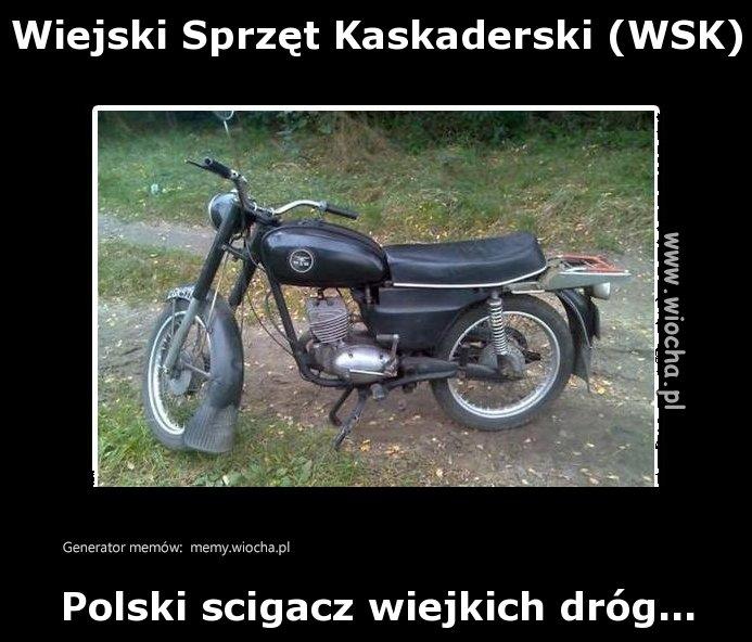 Wiejski Sprzęt Kaskaderski (WSK)