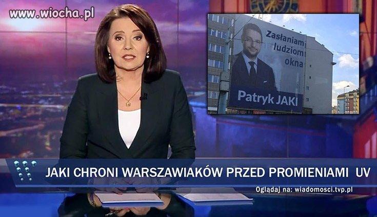 Wyborcze Wars.