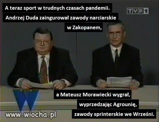 Nasi wybitni sportowcy