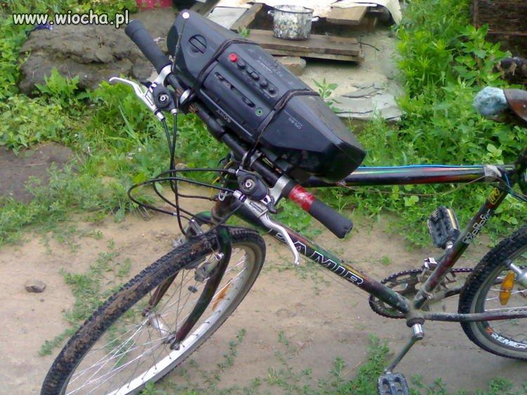 Bike hi-fi.