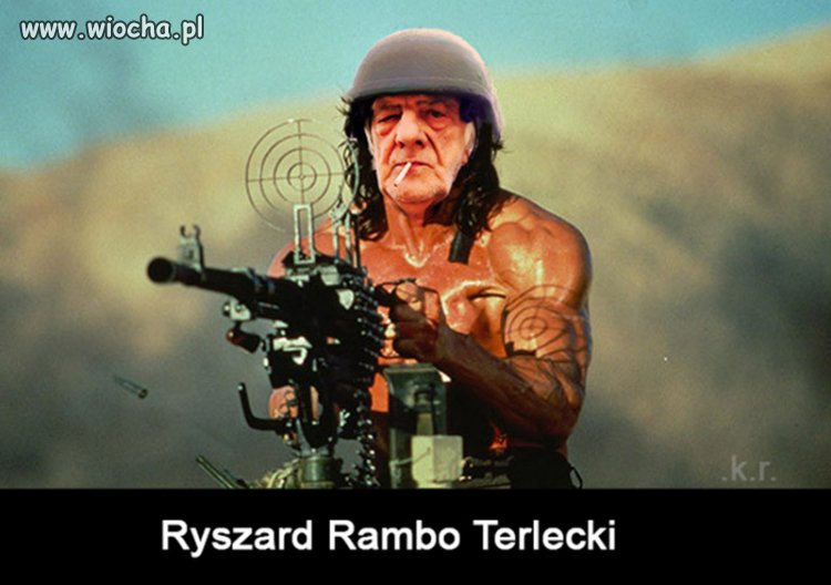 Jaka partia taki Rambo