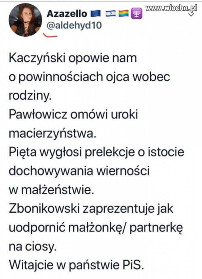 A do tego Morawiecki opowie jak przepisać majątek