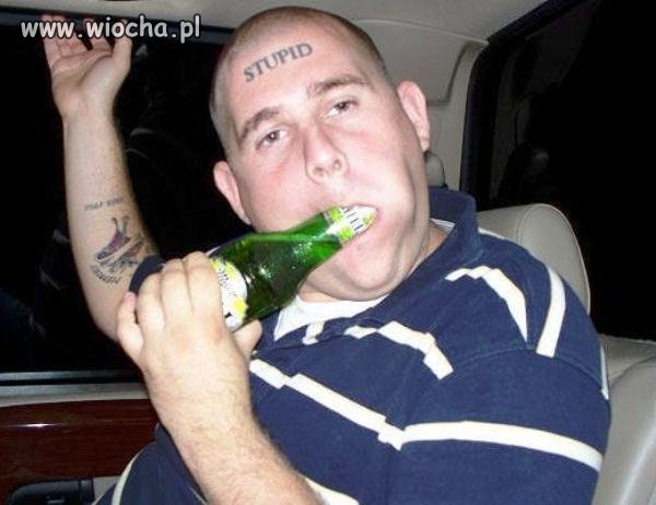 Tatuaż Na Czole Mówi Za Siebie Wiochapl Absurd 447092