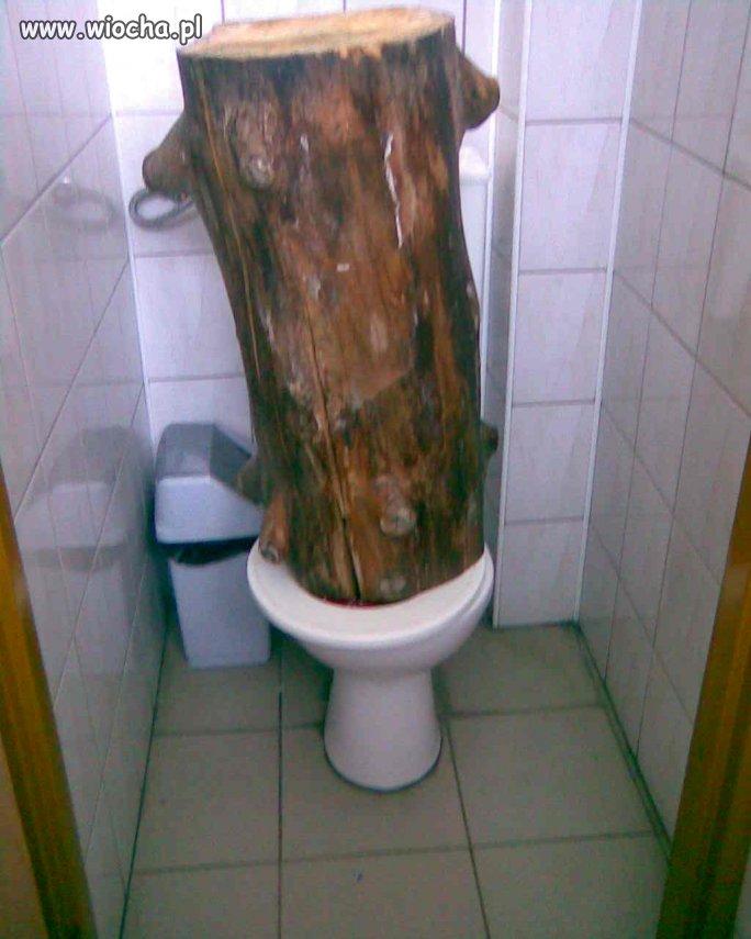 Szkolna toaleta...