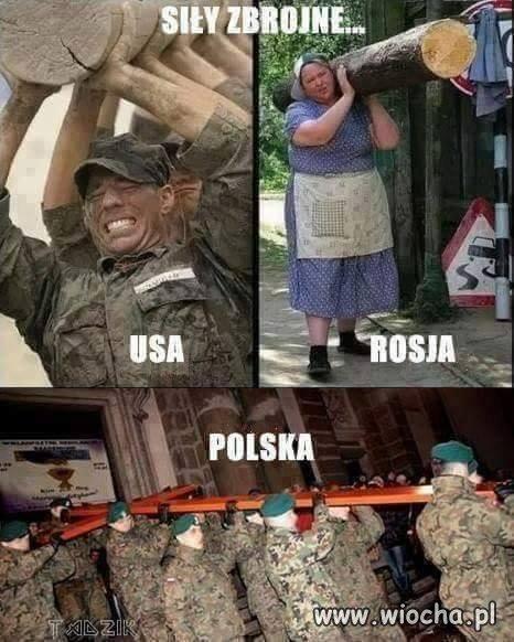 Nasze siły zbrojne