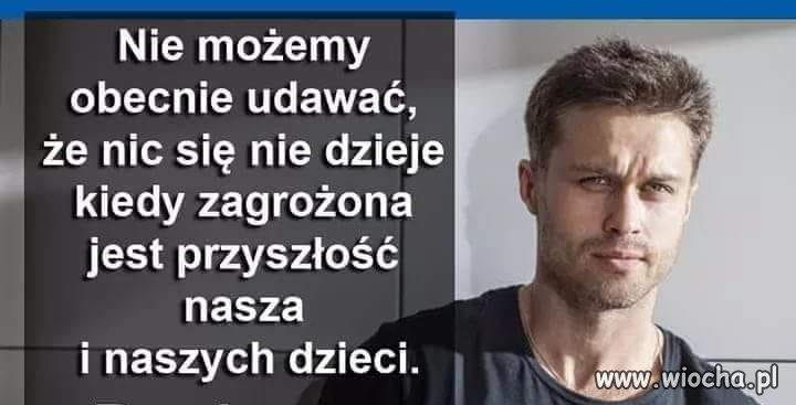 Brawo Panie Maćku!