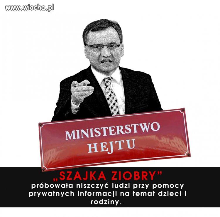 """""""Szajka Ziobry"""""""