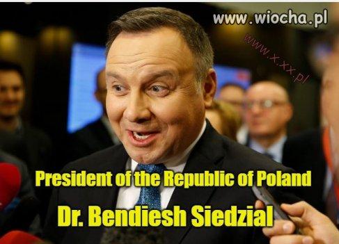 Dr Bendiesh Siedizal