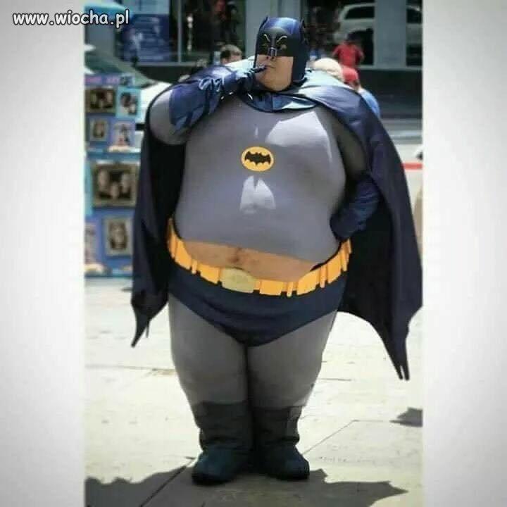 Batman na emeryturze