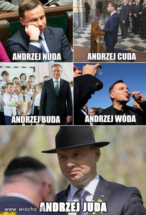 Wersje Andrzeja.