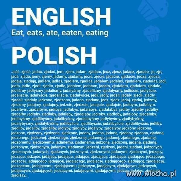 Polska trudna jezyk