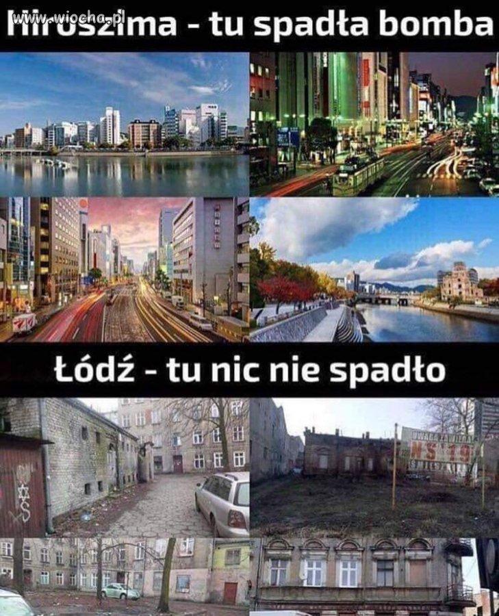 Hiroszima i Łódź