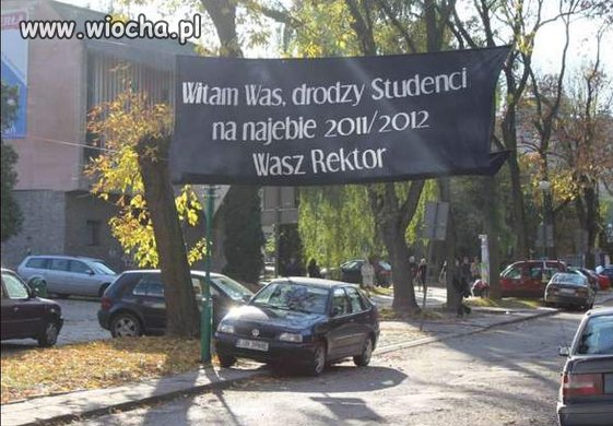 Wasz Rektor
