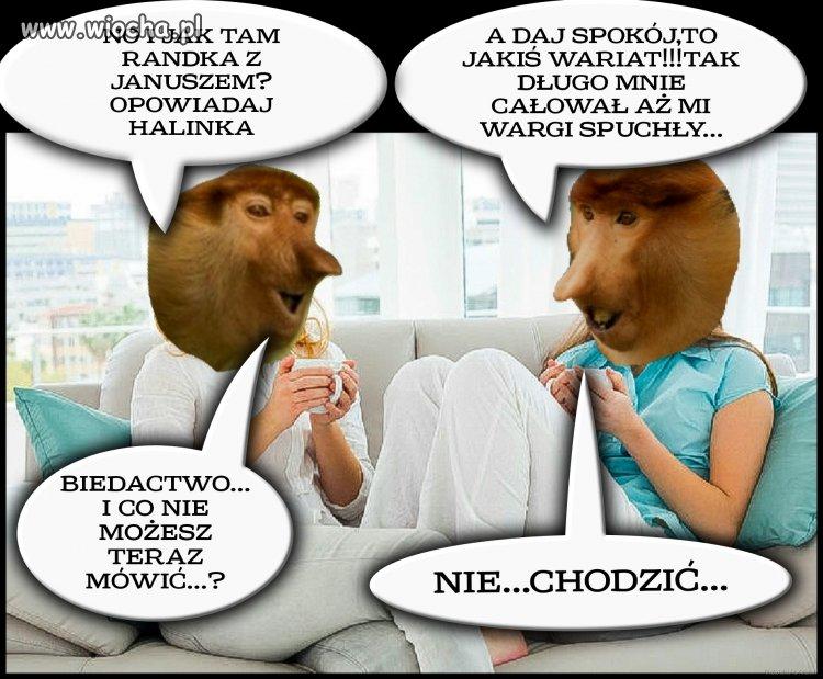 Randka z Januszem