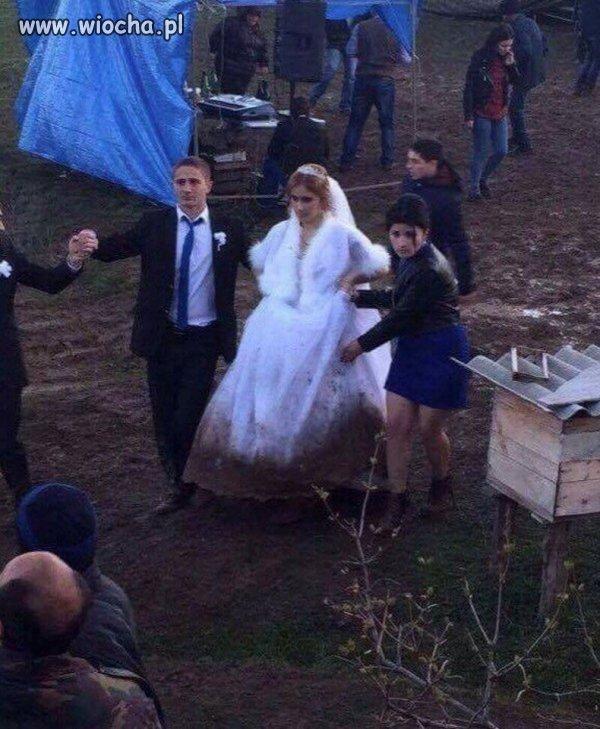 Gdy zrobisz wesele w plenerze