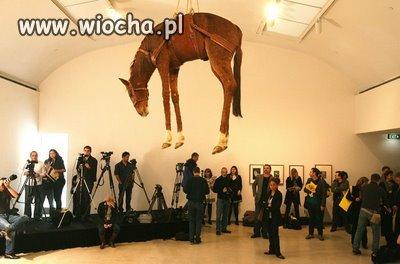 """""""Sztuka nowoczesna"""" psychopaty"""