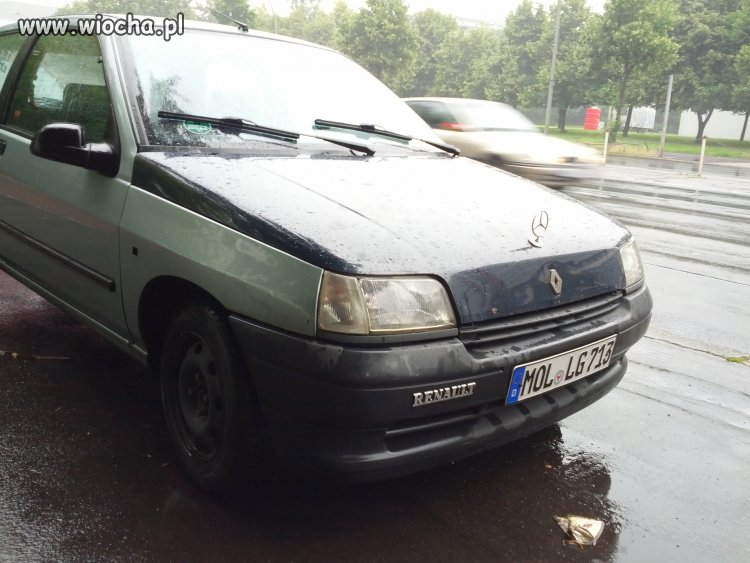Mercedes - Renault